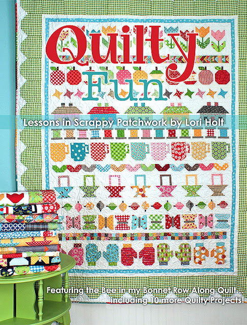 QuiltyFun 901 Christmas Wish List for Quilters