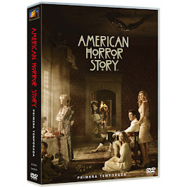 """AMERICAN HORROR STORY"" (Primera temporada) "" (2011, Fox Video)"