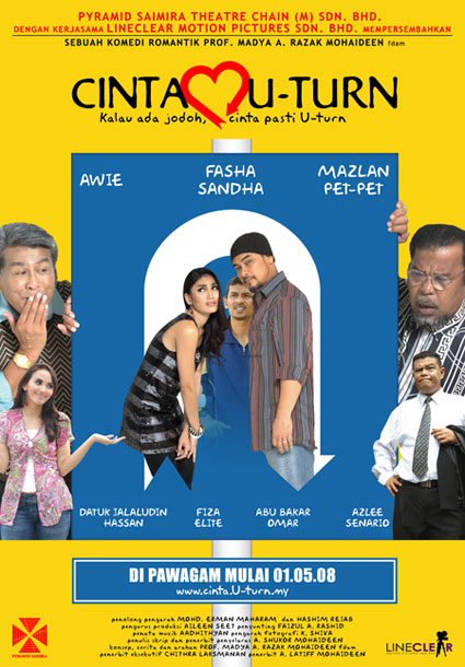 Cinta U-Turn movie