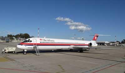 produsen pesawat terbang McDonnell Douglas