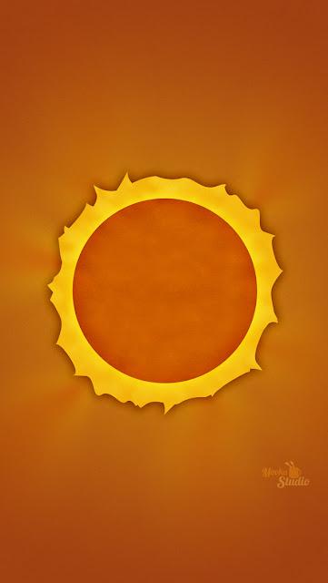 sun iphone wallpaper 9