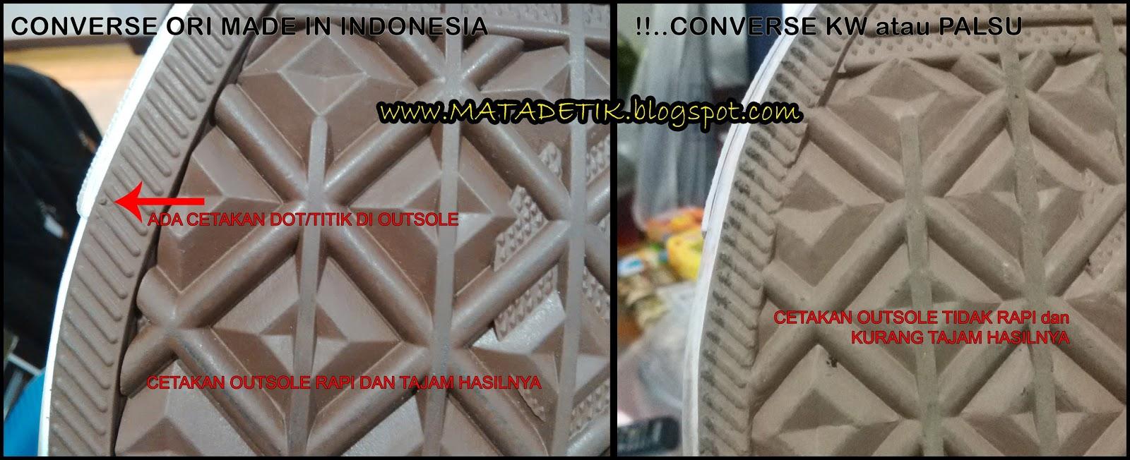 cara membedakan converse asli atau palsu - Akileos f25b576075