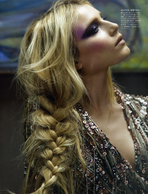 the glam department poolside plaits