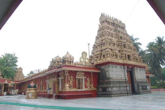 இமயம் முதல் குமரி வரை எத்தனை ஆலயங்கள்  Temple+12+Mangalore+Gokar