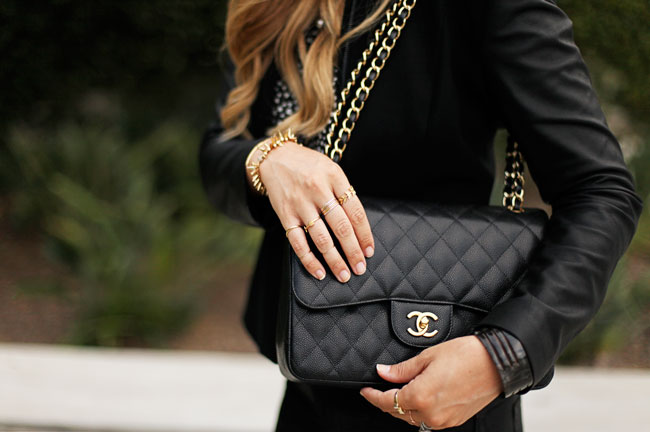 chanel, jumbo caviar purse, classic chanel, sleek, fall style, theory blazer, fall 2013, fall fashion, iconic purses, classic purse, the best purses, Fall Shoe Campaign, Ann Taylor