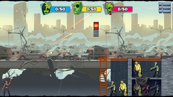 GameResort launches Stupid Zombies 3 on Android and iOS