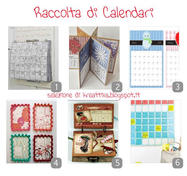 calendari per attendere il nuovo anno [raccolta]