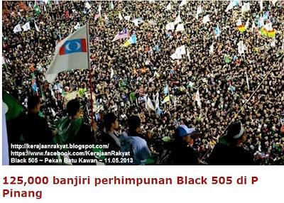 Black 505 Pekan Batu Kawan