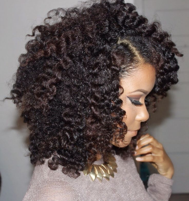 Hairstyles For Short Relaxed Hair Without Heat : ... Black People Hair. on hairstyles for short relaxed hair without heat