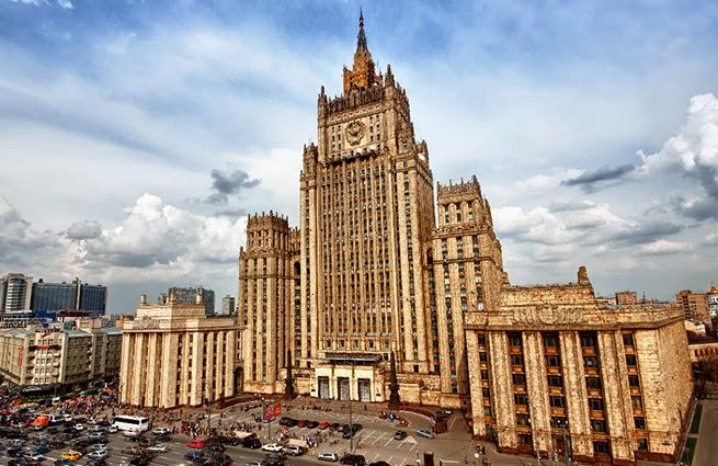 Fournitures russes ont traversé l'Ukraine