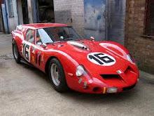 Ferrari 'Breadvan' trivia