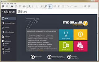 MOBILedit! Enterprise 7.5.0.4173 Including Crack ERES