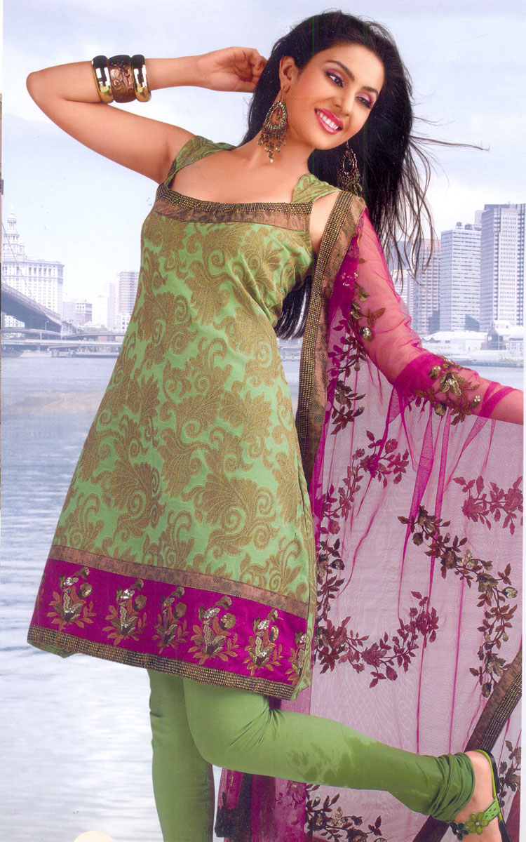 best punjabi suits designs for girls 2012