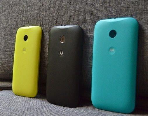 smartphones, Motorola, novo Moto E, Android, gadgtes, smartphone com design arredondado e mais robusto, smartphone com alto-falante externo