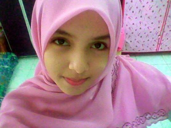 Foto Cewek SMA Cantik Berjilbab