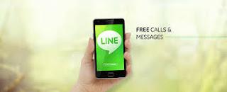 Cara Mendaftar Line di Android Secara Gratis