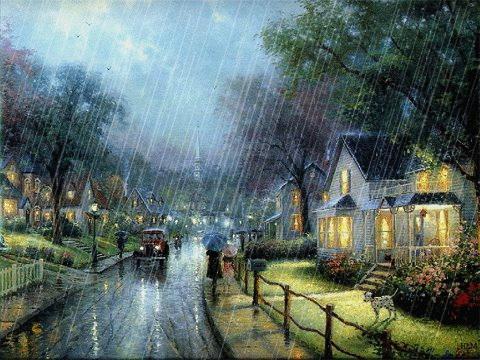 lukisan rumah, puisi penyewa rumah, contoh puisi kontemporer, blog dofollow