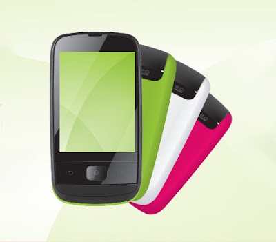 Ninetology Palette, Dual SIM Dual Kamera Support 3G