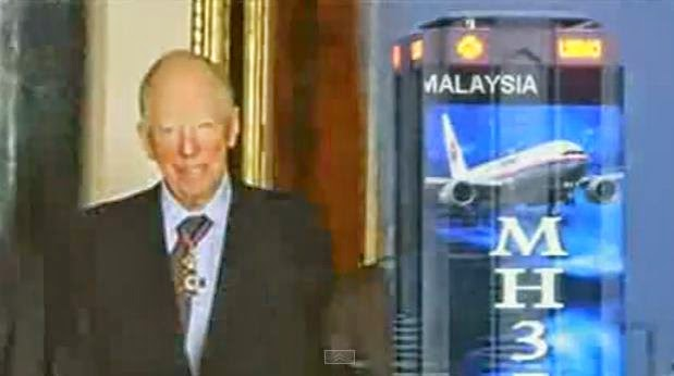 Anonymous - Rothschilds & Malaysian Airlines MH370 Connection