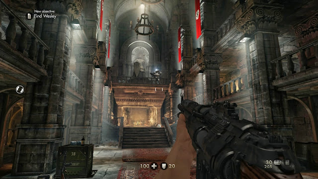 Wolfenstein: The Old Blood Castle Wolfenstein