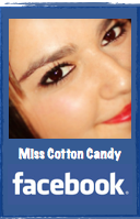 Miss Cotton Candy no Facebook