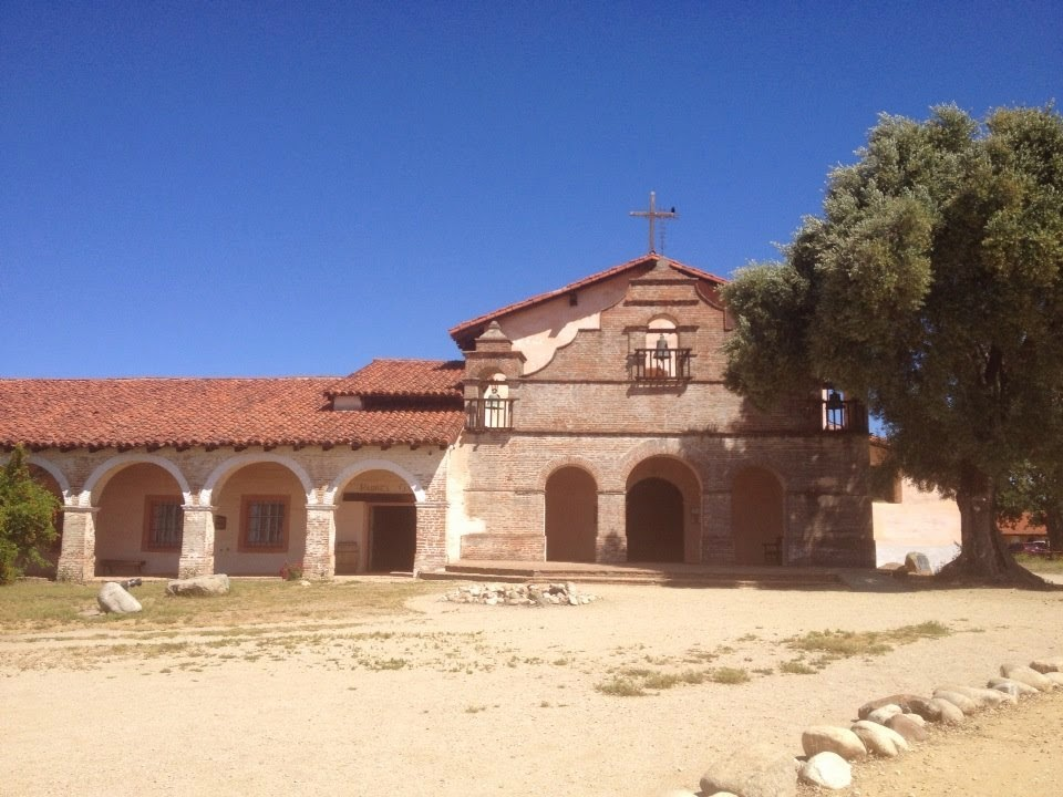 California Mission San Antonio