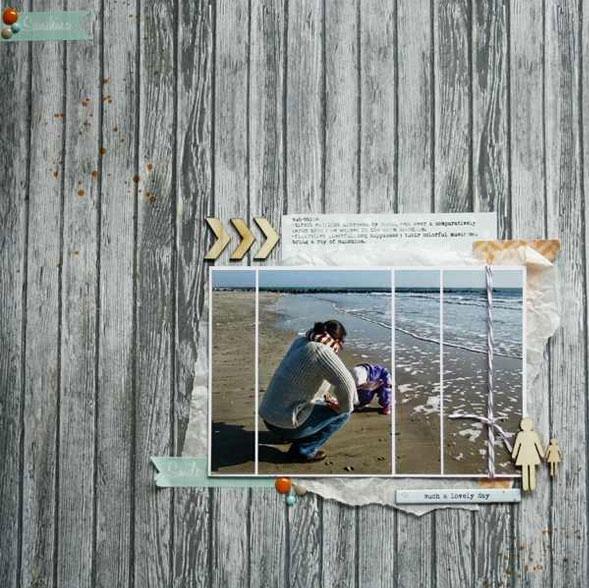 Komm Spielen |zerschneide dein Foto | www.danipeuss.de