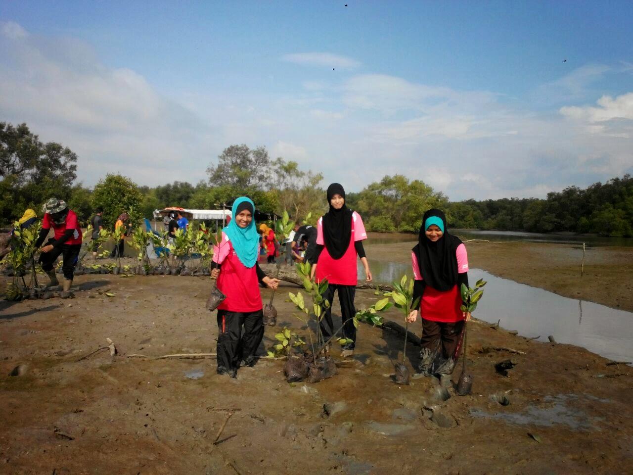 SAHABAT POKOK BAKAU (SPB) POKOK BAKAU kanvaskehidupanku.blogspot.com adkdayah u3p usim, charity program kuala gula