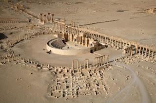 ISIS Penggal Arkeolog dan Pajang Jasadnya di Situs UNESCO
