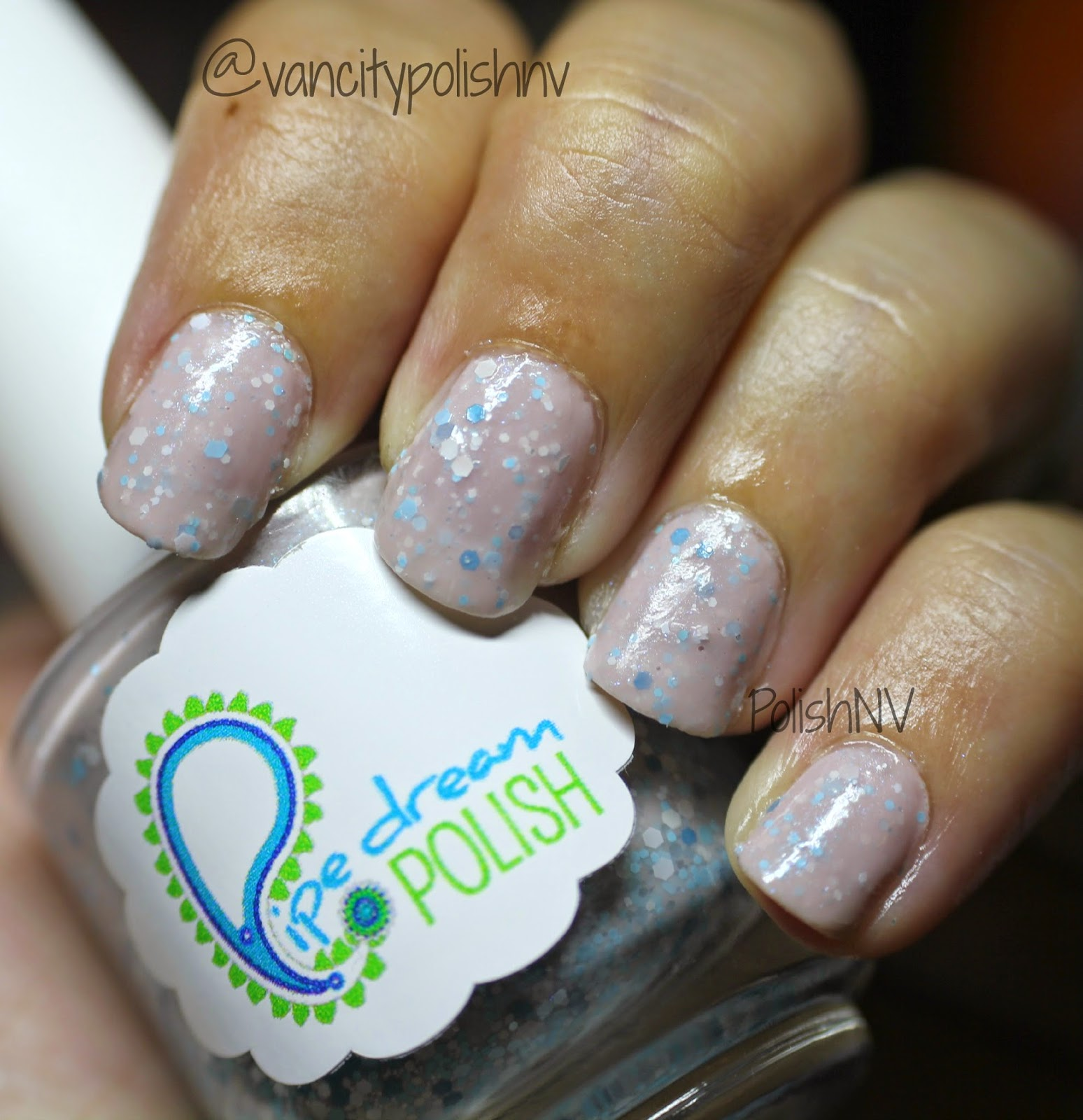 Pipe Dream Polish Dauphine
