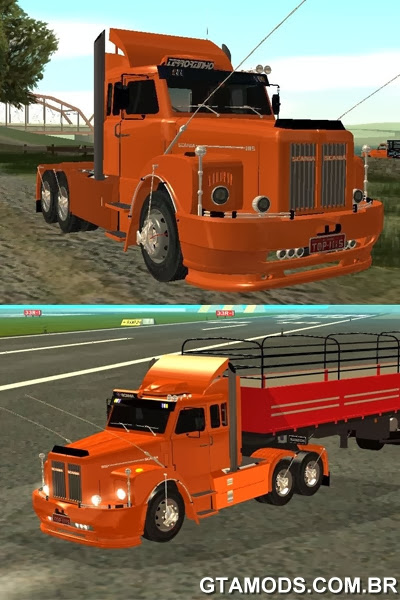 Scania 111S Top