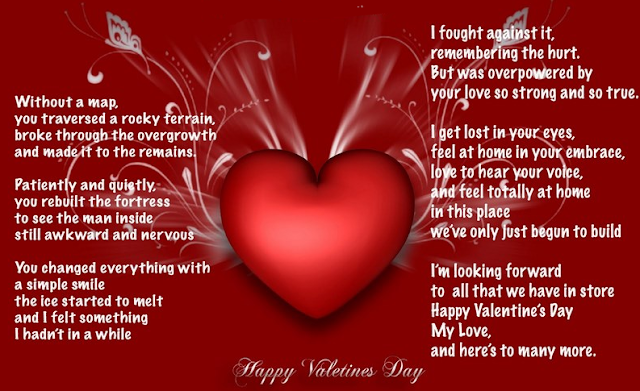 Happy Valentine Day and Its Story
