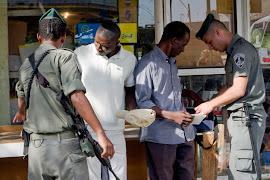 Israel persegue africanos