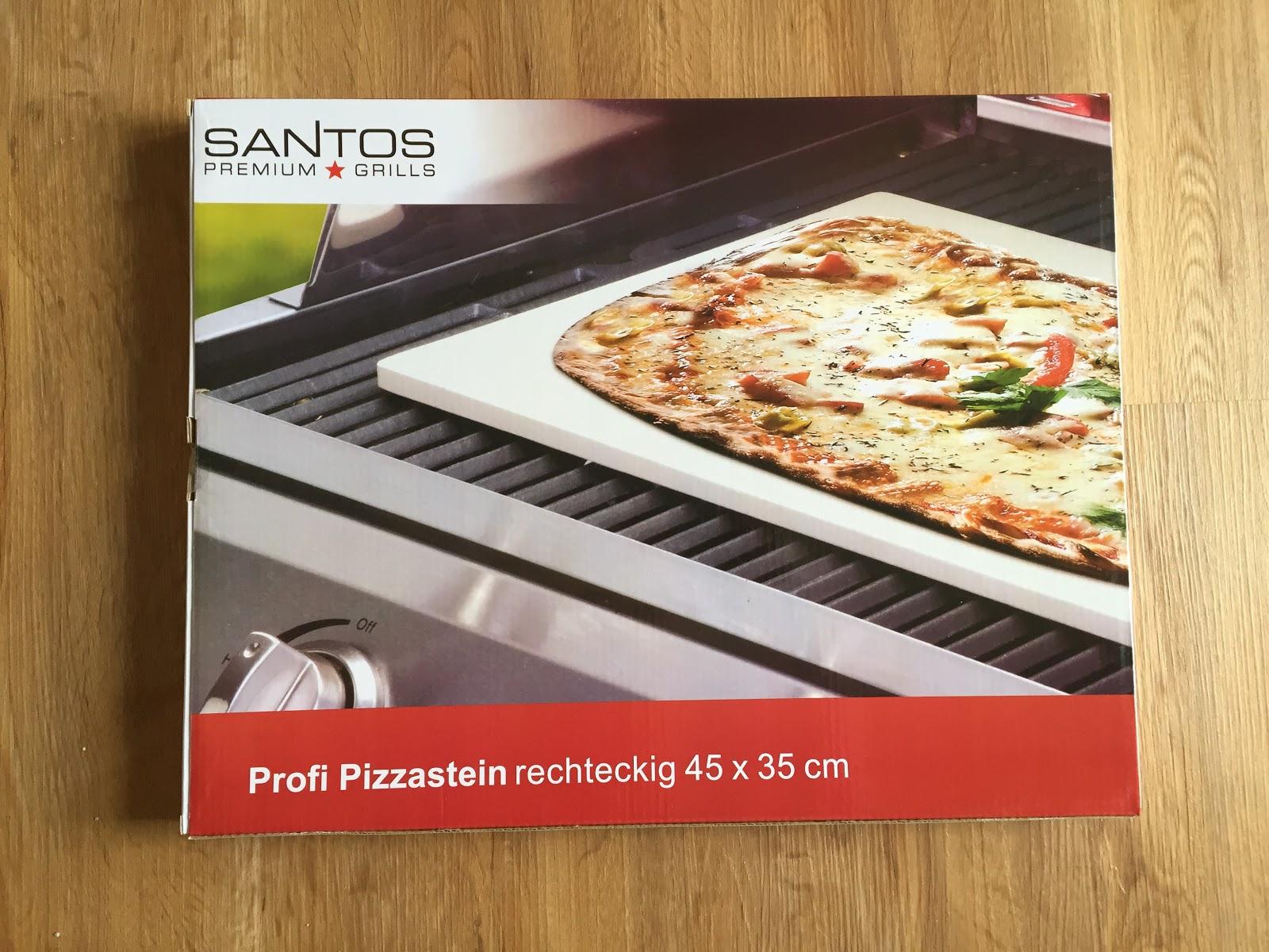 Rösle Gasgrill Pizzastein : Produkttest: santos teil 1