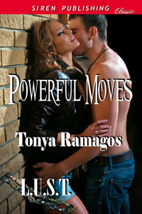 Powerful Moves by Tonya Ramagos