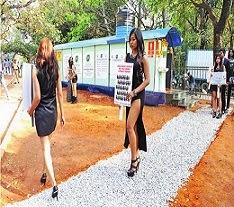 Photo Feature: Awareness Through A Fashion Show