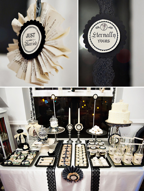 Labels wedding decor wedding decor diy wedding dessert table ideas