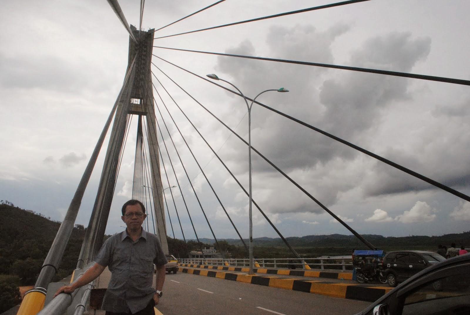 Jembatan Barelang, Batam, 2012