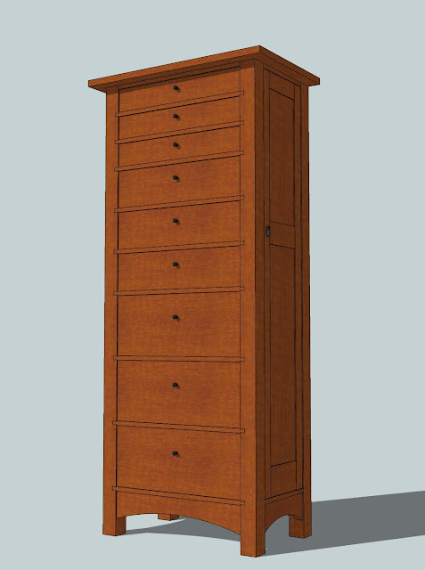 jewelry armoire lingerie chest 1 introduction by steve erwin. Black Bedroom Furniture Sets. Home Design Ideas