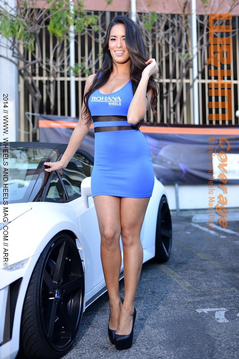 Wheels And Heels Magazine / W&HM: Super Cool Rohana Wheels Models ...