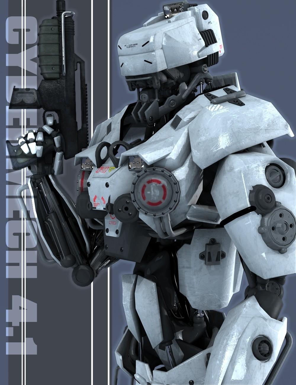 Powered Battle Armor I...