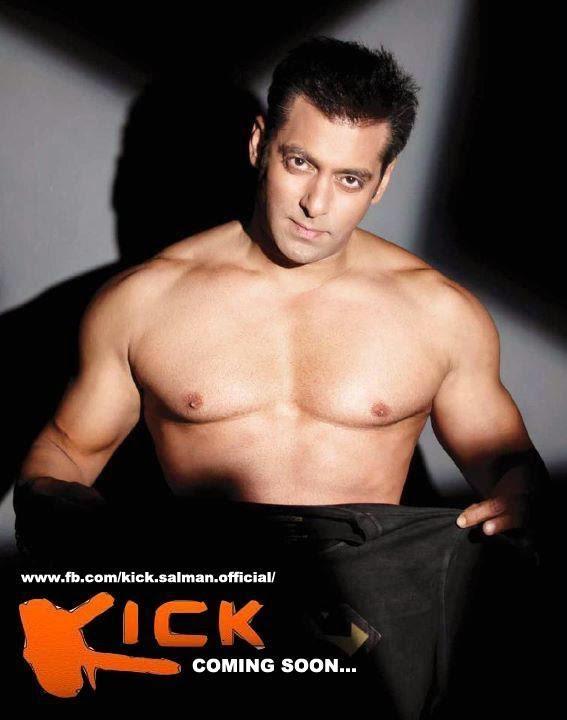 Kick 2014 Salman Khan Posters