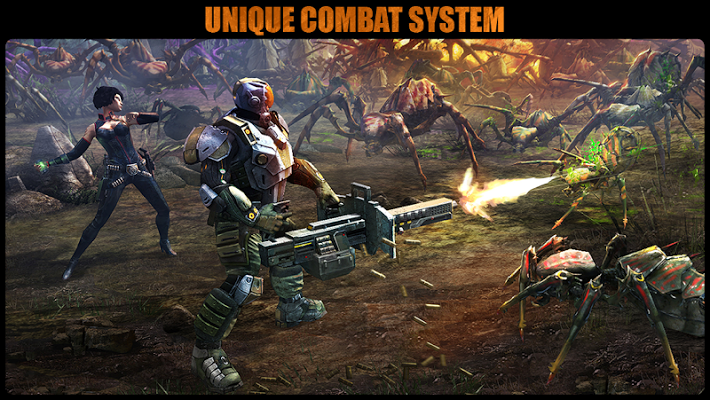 Evolution: Battle for Utopia v1.4 APK+OBB