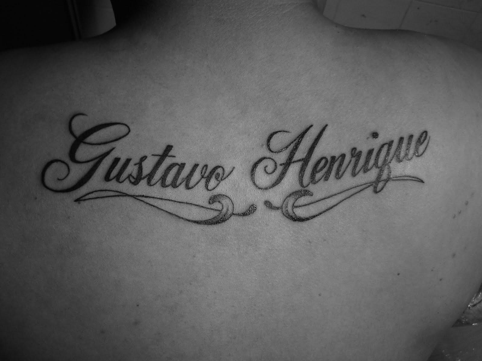 Jb jefferson bastos tatuagem nome por jefferson bastos gustavo henrique altavistaventures Gallery