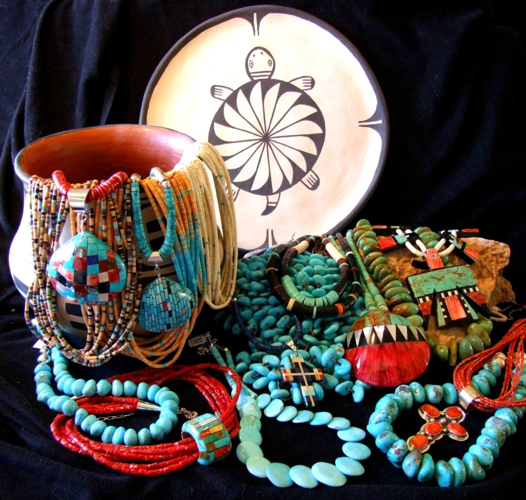 Native american jewelry bridal jewellery for Southwest arts and crafts