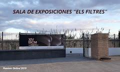 "SALA ""ELS FILTRES"" DE EXPOSICIONES TEMPORALES"