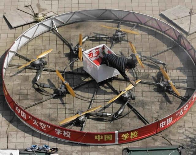 صور اغرب 10 اختراعات صينيه تصنيع يدوي سوف تبهرك