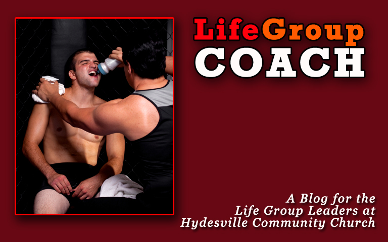 Life Group Coach