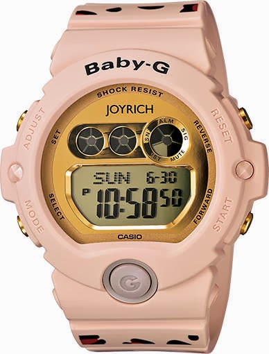 Casio Baby-G BG6900JR-4 Limited Edition Women's Watches