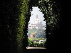 Ο Άγιος Πέτρος της Ρώμης...